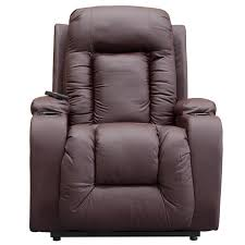 Peterborough Recliner Centre Leather Electric Recliner Chair Ebay