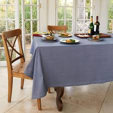 hemstitch tablecloth paris grey caravan home decor