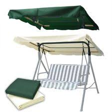 patio swing replacement canopy ebay
