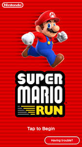 super mario run is out on the play store apk download