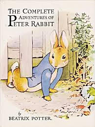 rabbit by beatrix potter complete adventures of rabbit beatrix potter gloss hardback