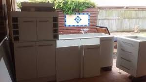 Stainless Steel Bench With Sink At Flatpack Stainless In Nsw Penrith Kitchen Bench Kitchen U0026 Dining Gumtree Australia Free Local