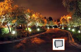 Landscape Lighting Distributors Ledtronics Led Spotlights Improve Landscape Lighting Efficiency In