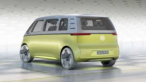 volkswagen minibus electric the vw i d buzz concept is the electric microbus of tomorrow