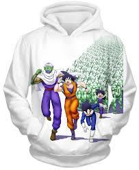 Dragon Ball Z Meme - metal cooler hoodie funny dragon ball z meme clothing hoodies