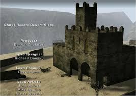 siege on castle steve ghost recon desert siege review