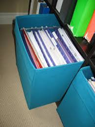 File Dividers For Filing Cabinet Breathing Room My First Ikea Hack