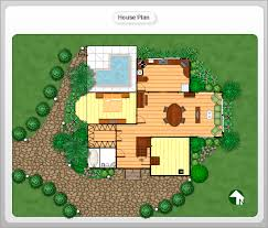 floor plans for house conceptdraw sles floor plan and landscape design