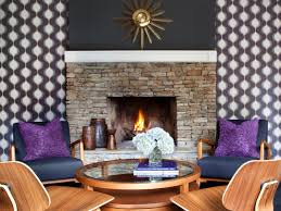 how to install fabric wallcovering hgtv