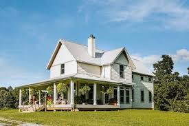 farmhouse plan exclusive 3 bed farmhouse plan with wrap around porch 77626fb
