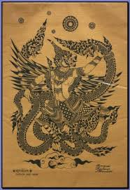 naga tattoo thailand garuda and nagas personal pinterest thai art tattoo and khmer