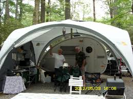 Awnings For Trailers T G Teardrop With Tent Google Search Teardrop Camping N Stuff