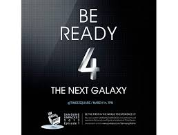 samsung invites everyone to time square fot its galaxy s iv event