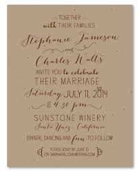 handwritten wedding invitations unique wedding invitations on seeded paper by foreverfiances
