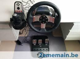 siege g27 volant g27 informatique jeux vidéo 2ememain be