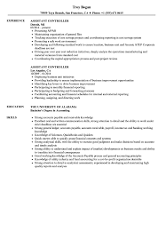 resume template financial accountants definition of respect assistant controller resume sles velvet jobs