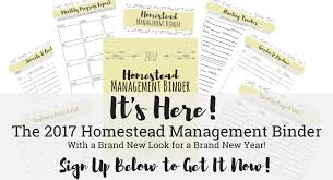 how to use our urban homestead management binder project zenstead