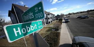 how fort collins streets get their names