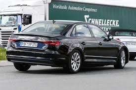 audi a4 2016 2016 audi a4 spy pic wheels