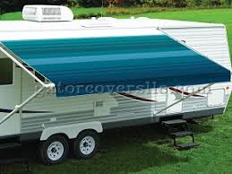 Rv Awning Protective Cover 20 Foot Fiesta Vinyl Patio Rv Awning