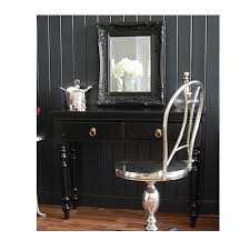 dressing bureau the black bureau black dressing table set