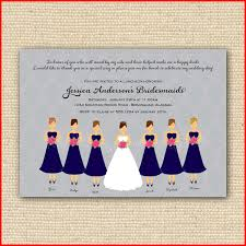 bridesmaid luncheon invitation wording beautiful bridesmaid luncheon invitations collection of invitation