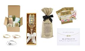 bridesmaid favors top 20 best bridal gifts cards