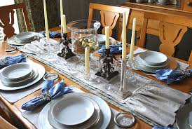 Dining Table Settings Pictures Fabulous Fussy Monkey Business Dining Table Set Up At Setting