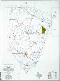Austin County Map by