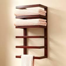 Bathroom Towel Storage Ideas Bathroom Ideas Bath Towel Rack Ideas Choosing The Right Bath