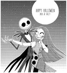jack and sally by sakura joker on deviantart