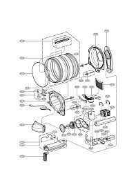 kenmore elite dryer parts diagram automotive parts diagram images