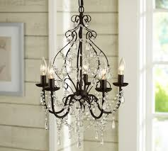Clarissa Glass Drop Chandelier Pottery Barn Chandelier 28 Images Ornate Iron Ring Chandelier