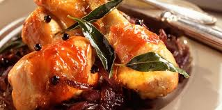 cuisine poulet au four poulet à la bière au four facile recette sur cuisine actuelle