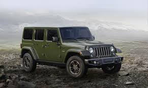 rhino jeep wrangler 2017 2016 jeep wrangler 75th anniversary edition conceptcarz com