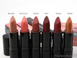 Vain Vanity Youngblood Intimattes Lipstick Boudoir Ooh La La Secret Vain
