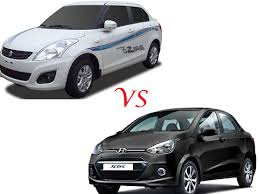 hyundai accent specifications india dzire vs hyundai xcent compare price features technical