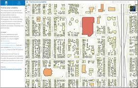 Map Of Minneapolis Solar City Of Minneapolis