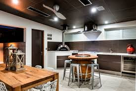 laminam sketch moro alfresco kitchen modern patio perth by