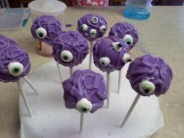 resultado de imagen de monster cake pops cocina pinterest