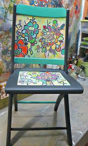 paintedchairs u2014 the woman u0027s club of palo alto