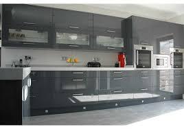 Gray Kitchen Rugs Kitchen Dkbc High Gloss Charcoal Grey Kitchen Dark Grey Kitchen