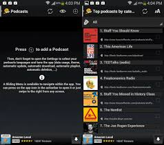 podcast android the 5 best podcast apps for android