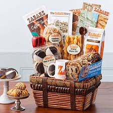 office gift baskets gifts for the office staff from zabar s