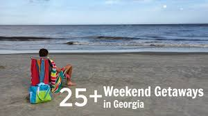 25 awesome drivable weekend getaways in ga