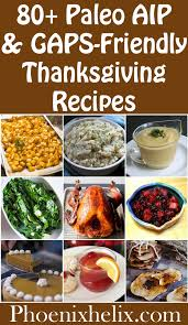 90 paleo aip gaps friendly thanksgiving recipes