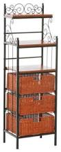 Bakers Racks With Drawers Bakers Racks Lowes Nucleus Home