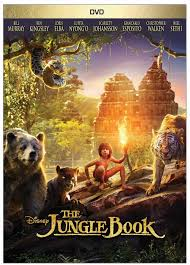 amazon jungle book dvd neel sethi bill murray ben