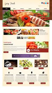 30 free html css restaurant website templates u003d delicious xdesigns