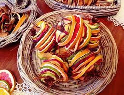 likefun me diy dried fruit décor